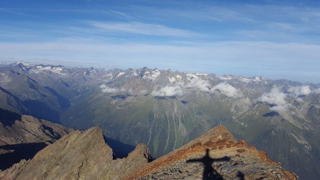 Bergpanorame - Outdoor & Trekking Sport Gürteler