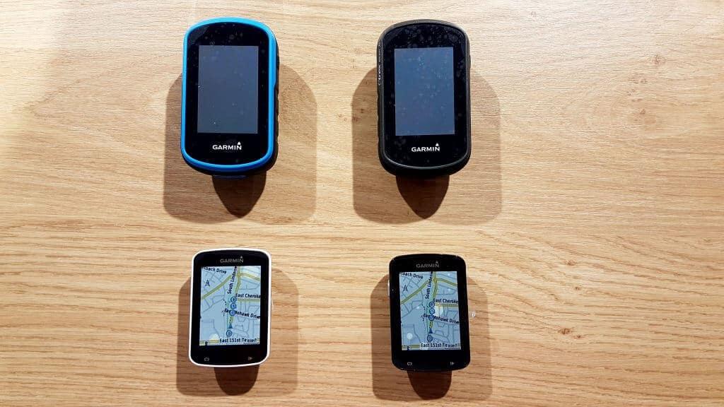GPS-Geräte und Computer für Outdoor, Trekking, Wander, Laufen und Radfahren