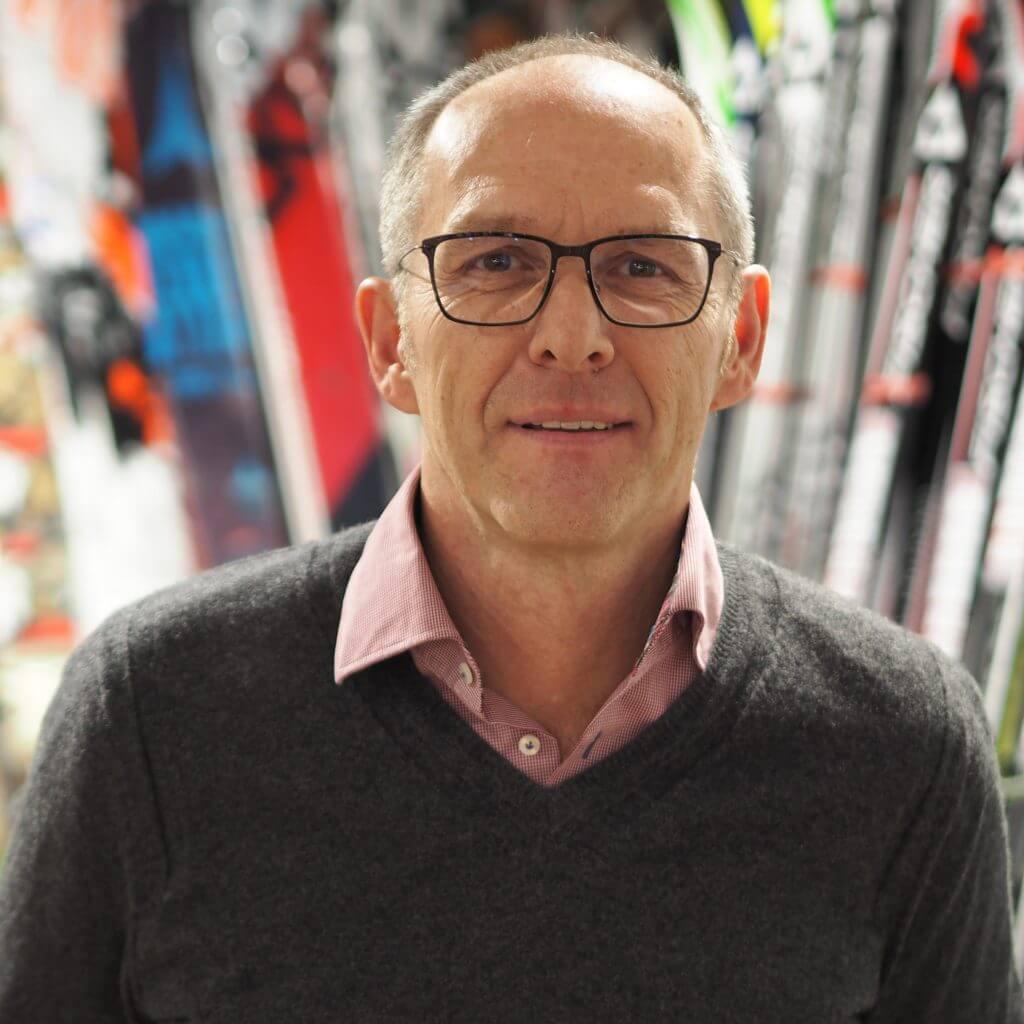 Richard Gürteler, Geschäftsführer Sport Gürteler